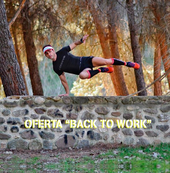 OFERTA VERANO BACK TO WORK